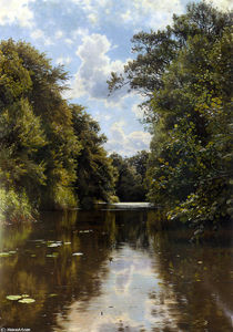 Peder Mork Monsted - 夏の日