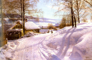 Peder Mork Monsted - 上の `snowy` パス