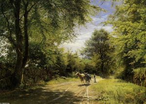 Peder Mork Monsted - ヤング牽牛