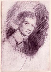 George Romney - Self-portrait 1