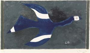 Georges Braque - 鳥 1