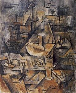 Georges Braque - ローソク足