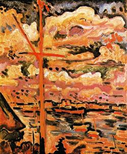 Georges Braque - ザー ポート Of Amberes 2