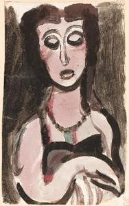 Georges Rouault - 生意気な娘