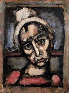Georges Rouault - メイクアップを使用していない1