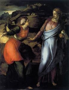 Jacopo Carucci (Pontormo) - ノーリミーTangere