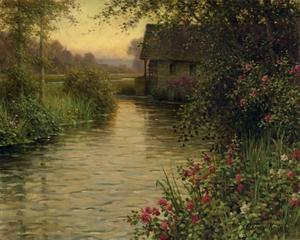 Louis Aston Knight - ザー 水 ミル