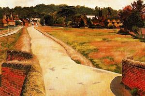 Stanley Spencer - Cookhamムーア