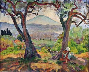 Henri Lebasque - キャップSicie