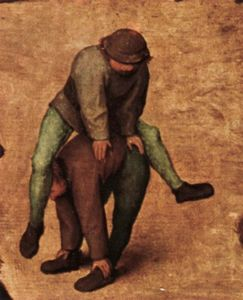 Pieter Bruegel The Elder - Children-s ゲーム ( 詳細 ) ( 10 )