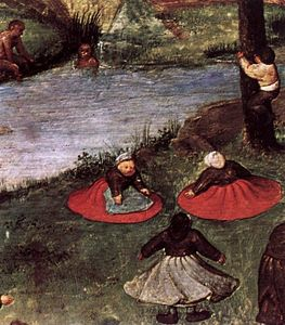 Pieter Bruegel The Elder - Children-s ゲーム ( 詳細 ) ( 13 )