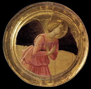 Fra Angelico - コルトーナのPolyptych(詳細)