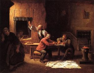 Jonathan Eastman Johnson - 偽造