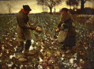 George Clausen - 12月