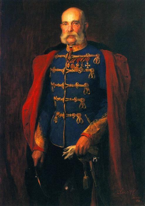 オーストリア皇帝フランツ·ヨー...