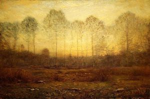 Dwight William Tryon - 夜 霧