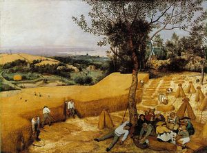 Pieter Bruegel The Elder - ハーベスター