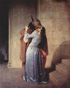 Francesco Hayez - キス