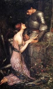 John William Waterhouse - ラミア