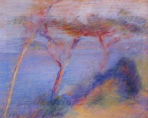 Henri Edmond Cross - 風景