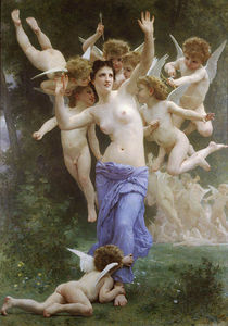 William Adolphe Bouguereau - ルGuepier
