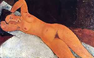 Amedeo Modigliani - ヌード