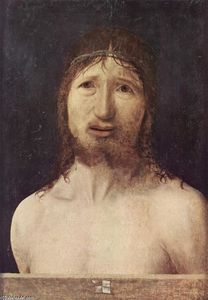 Antonello Di Giovanni Di Antonio (Antonello Da Messina) - ECCEのホモ
