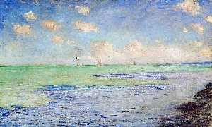 Claude Monet - Pourvilleシー