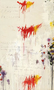 Cy Twombly - 四つ 季節 一部  私  スプリング