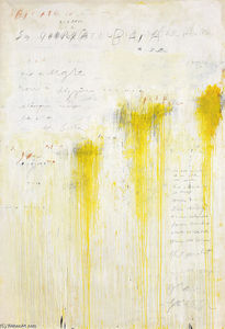 Cy Twombly - クアトロStagioniの、エステート