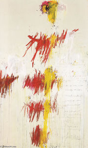 Cy Twombly - クアトロStagioniの。プリマヴェーラ