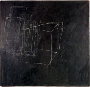 Cy Twombly - 宿直