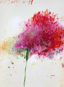 Cy Twombly - プロテウス