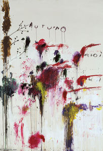 Cy Twombly - クアトロStagioniの、Autunno