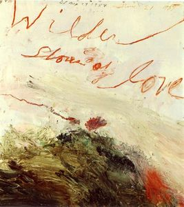 Cy Twombly - ワイルダー