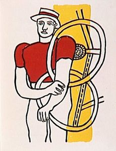 Fernand Leger - -The album --Circus---