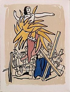 Fernand Leger - -The album --Circus--- ( 26 )