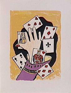 Fernand Leger - -The album --Circus--- ( 36 )