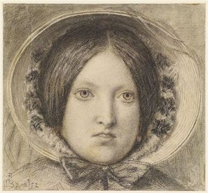 Ford Madox Brown - エマ·ヒル