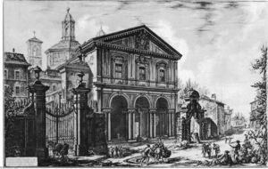 Giovanni Battista Piranesi - Veduteのディローマ(26)