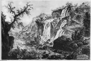 Giovanni Battista Piranesi - Veduteのディローマ(61)
