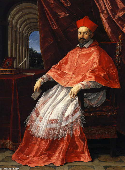 ロベルトウバルディーニの肖像, ...