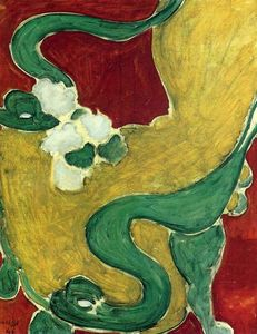 Henri Matisse - ザー Racaille 椅子