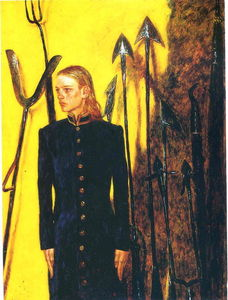 Jamie Wyeth - オルカ