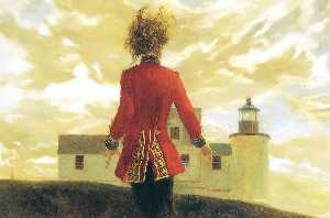 Jamie Wyeth - 灯台