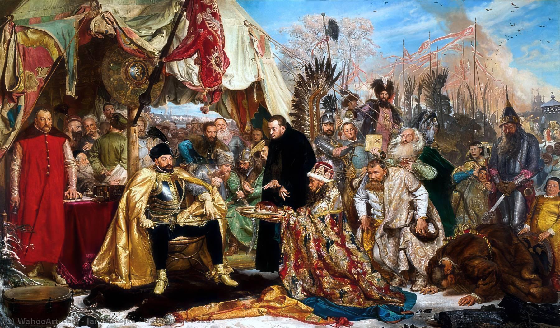 プスコフでBATHORY, 1872 バイ J...