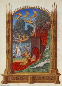 Limbourg Brothers - 煉獄