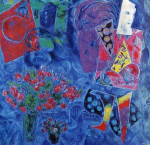 Marc Chagall - 魔術師