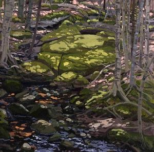 Neil Gavin Welliver - ブルックの光