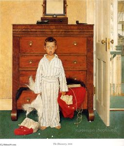 Norman Rockwell - 発見